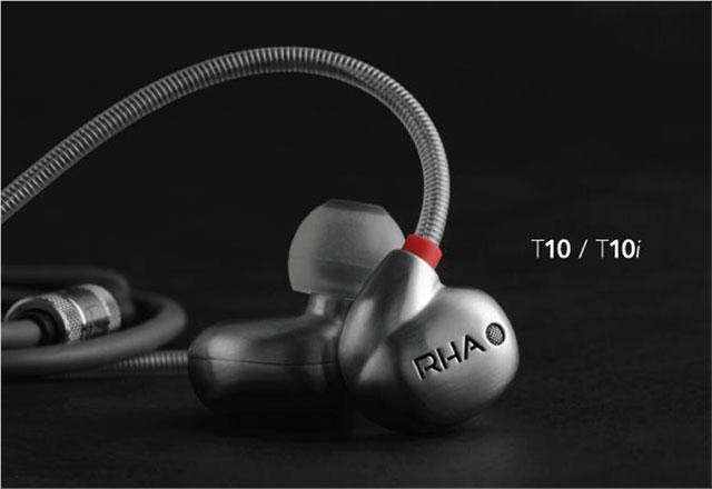 購買 RHA T 系列耳筒即送「歌莉雅靚聲音樂分享會」門票 2 張