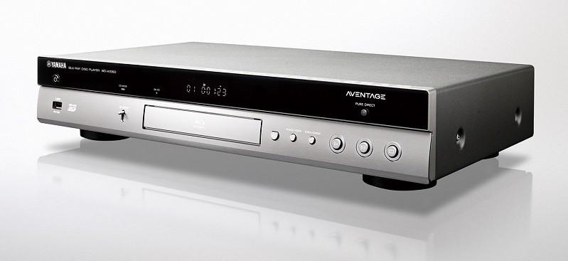 YAMAHA 推全新 SACD 及 Blu-ray 兼容播放機 BD-A1060