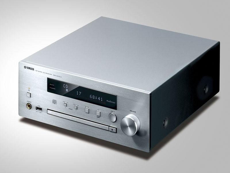 YAMAHA 推出網絡功能的一體型音響系統 CRX-N470