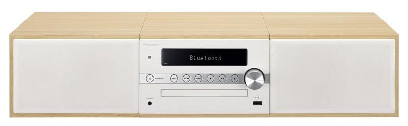 家居良伴,Pioneer 推出迷你藍牙 CD 音響組合 X-CM56
