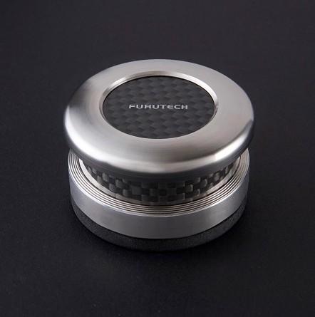 鋼碳混合體,Furutech 推出全新黑膠唱片壓鎮 Monaco