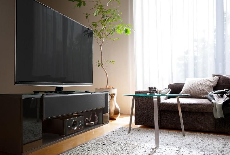 最佳拍檔,Yamaha 推出 YSP-5600 專用電視櫃 DWLC-GL1500