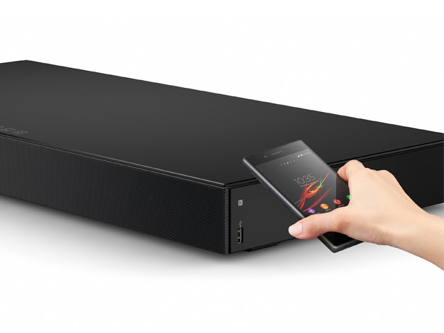 Sony 推出一體型座枱 Soundbar HT-XT2
