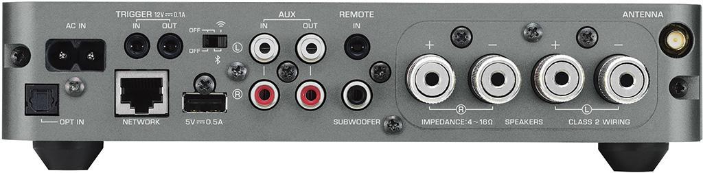 輕鬆體驗 MusicCast  無線串流擴音機 WXA-50