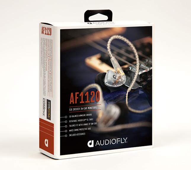 澳洲 Audiofly AF1120 入耳式耳機