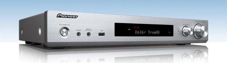 輕薄至上,Pioneer 推出全新 AV 放大器 VSX-S520