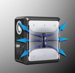 鈹鎂同軸加持,TAD 推出全新書架喇叭 TAD-ME1