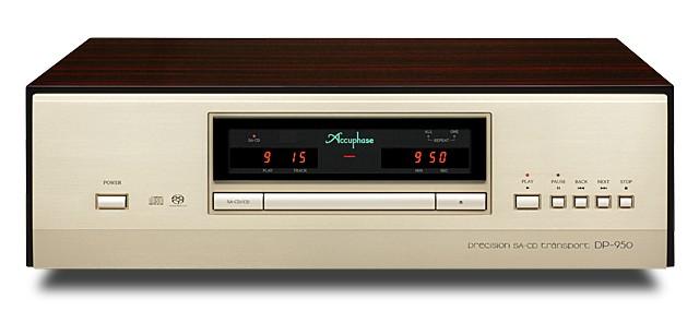 ACCUPHASE 推出旗艦 SACD / CD 轉盤 DP-950