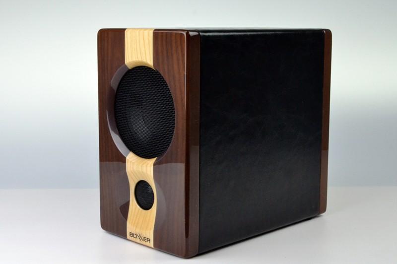 質感提升,Everything But Тhe Box 推出 BoXXeR SM 0.5W 書架喇叭