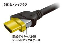 Panasonic 推出對應 4K / Ultra HD,頻寛達 18Gbps 的 HDMI 線材 RP-CHK 系列