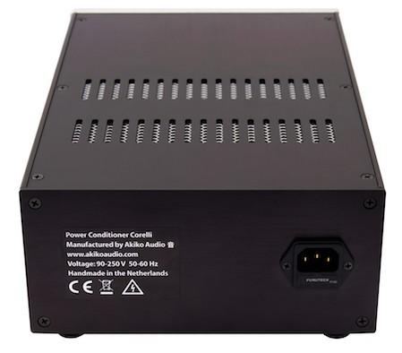 研發兩年,Akiko Audio 推出全新電源處理器 Corelli