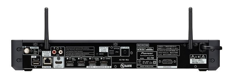 3D 聲效加持,Pioneer 推出全新 Soundbar 系統 FS-EB70