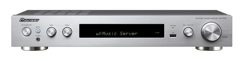 纖薄多功能,Pioneer 推出全新二聲道放大器 SX-S30