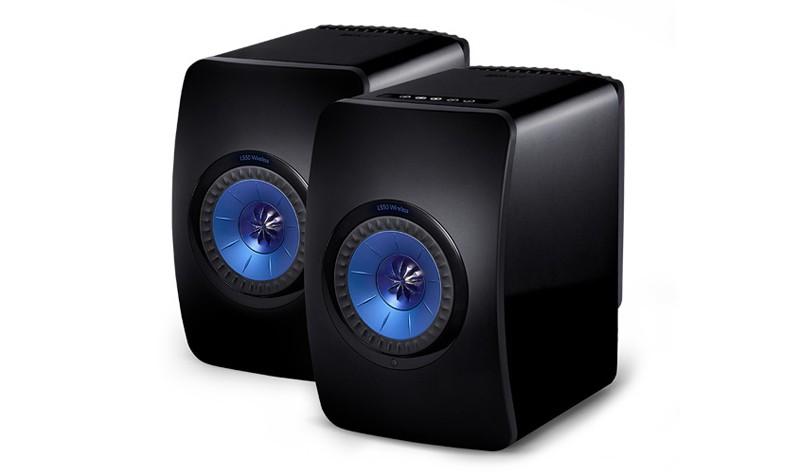 無線進化,KEF 推出全新 LS50 Wireless 書架喇叭