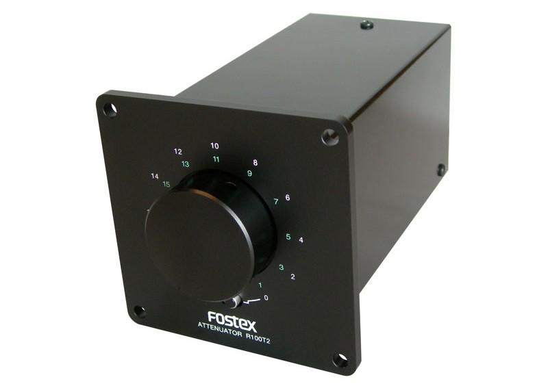 FOSTEX 推出全新衰減器 R100T2