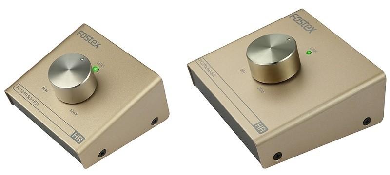 金色誘惑,Fostex 推出限量版本 PC100USB-HR2 及 PC200USB-HR