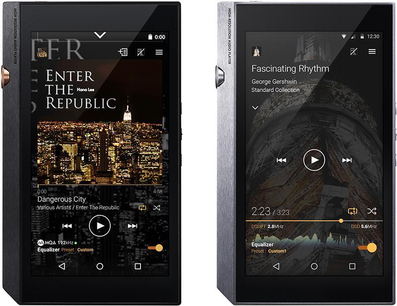 Pioneer 便攜式數碼音樂播放器 XDP-300R