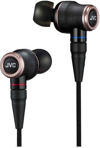 JVC 新型 WOOD DOME 高解析度音訊木製耳機 FW 系列