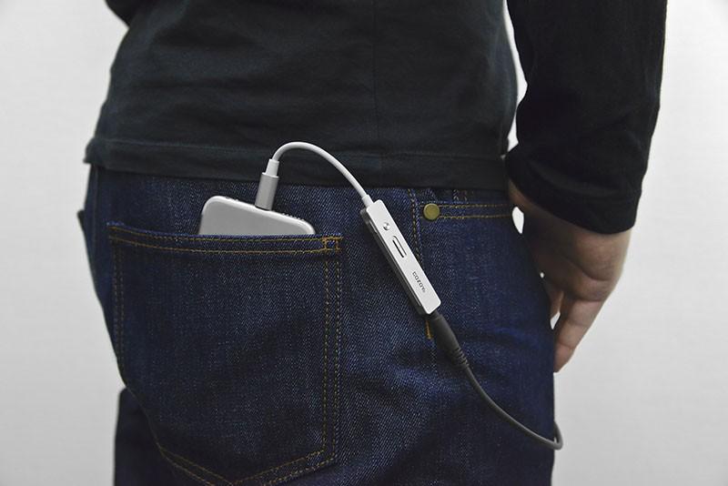 iphone / iPad / iPod touch 良伴,COZOY 推出 Lightning 連接方式的 DAC / 耳機放大 TAKT