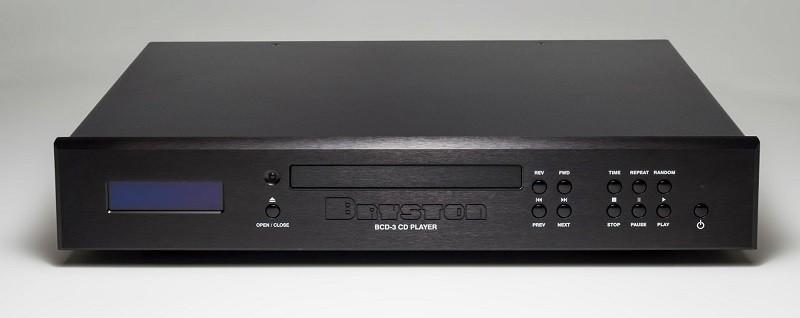 務實之選,Bryston 推出全新 CD 唱盤 BCD-3