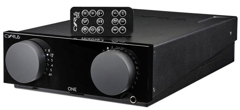英國 Cyrus One 高性能一體化擴音機