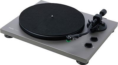 TEAC® TC-400BT  新一代藍芽 aptX® 無線黑膠唱盤