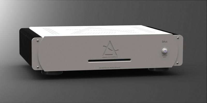 Leema Acoustics 推出全新音樂伺服器 Sirius