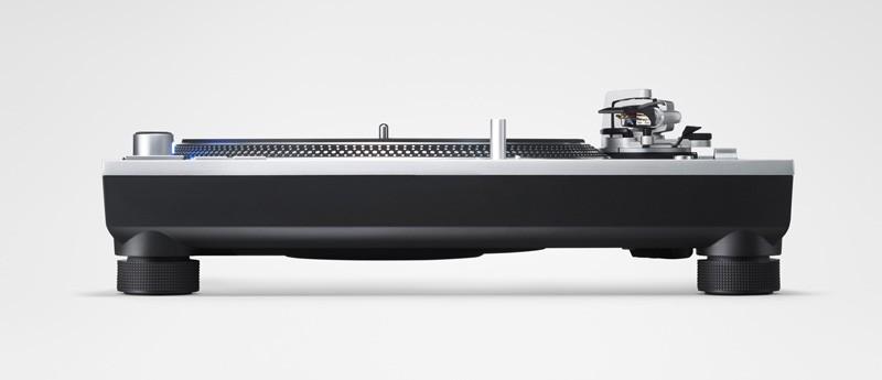 Technics 推出全新黑膠唱盤 SL-1200GR