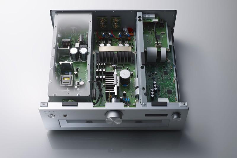 數碼模擬俱全,Technics 推出全新合併放大器 SU-G700