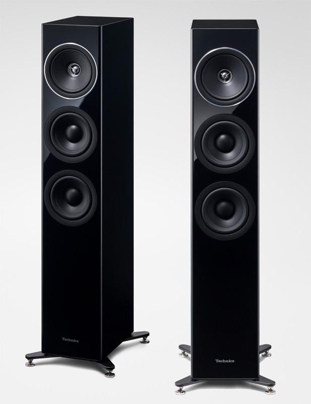 三步曲終章, Technics 推出全新 SB-G90 座地喇叭