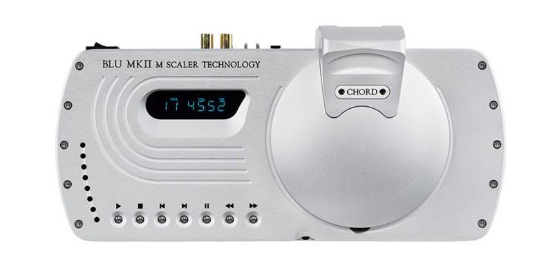 705.6kHz 升頻來襲,Chord 推出全新 CD 轉盤 Blu Mk2