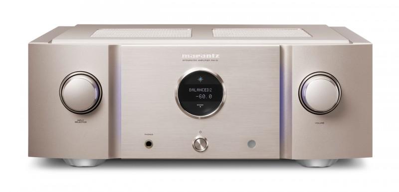 集大成之作,Marantz 推出全新合併式放大器 PM-10
