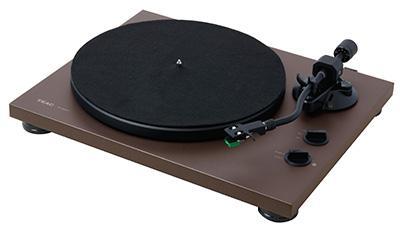 TEAC® TN-400BT 新一代藍芽無線黑膠唱盤