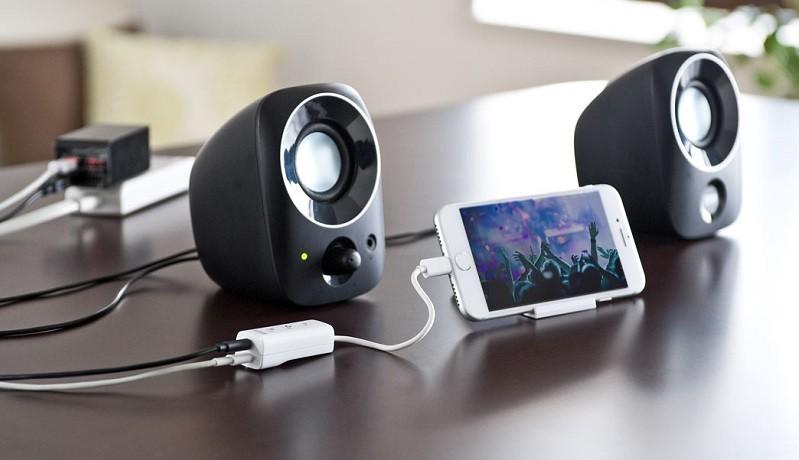 Sanwa 推出對應 iPhone7、7Plus 的 Lightning / 3.5mm 耳機插轉換器 500 IPLM017A