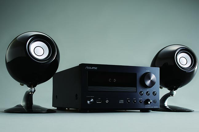 Eclipse 推出 CDR1 307 pack 及 CDR1 508 pack 兩款小型音響組合