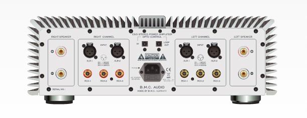 B.M.C. Audio 推出全新合併式放大器 CS3