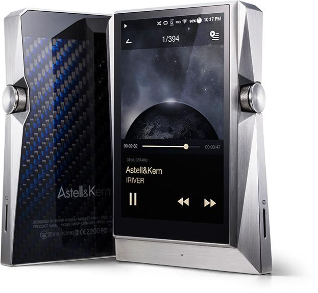 Astell&Kern 全球限量特別版 AK380SS 套裝
