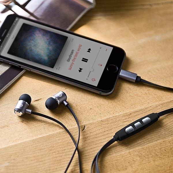 音質與輕便並存,SANWA 推出耳機與 DAC 二合為一的耳機 400 HPL002