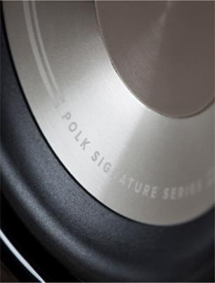 Polk Signature,講究品味的旗艦系列揚聲器Polk Signature,講究品味的旗艦系列揚聲器