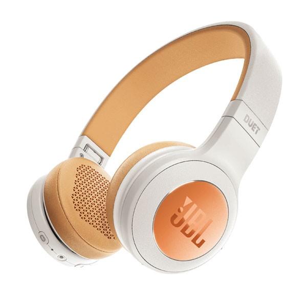 時尚舒適,JBL 推出全新藍牙耳機 DUET BT