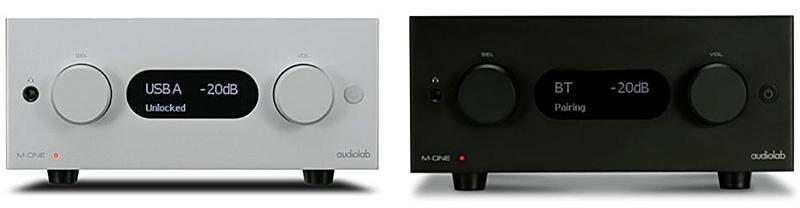 Audiolab 8300 系列、M ONE 及 M DAC