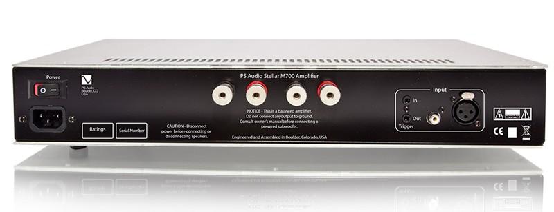 入門三步曲(三),PS Audio 推出全新Stellar M700 單聲道放大器