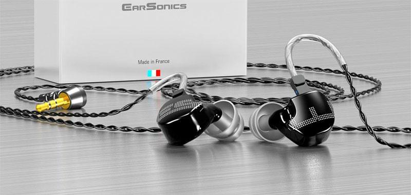 法國 EarSonics 全新 ES2 ES3 入門級入耳式動鐵耳機