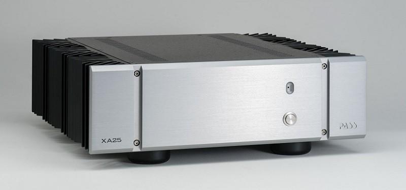 Pass Labs 推出全新純 A 類後級放大器 XA25