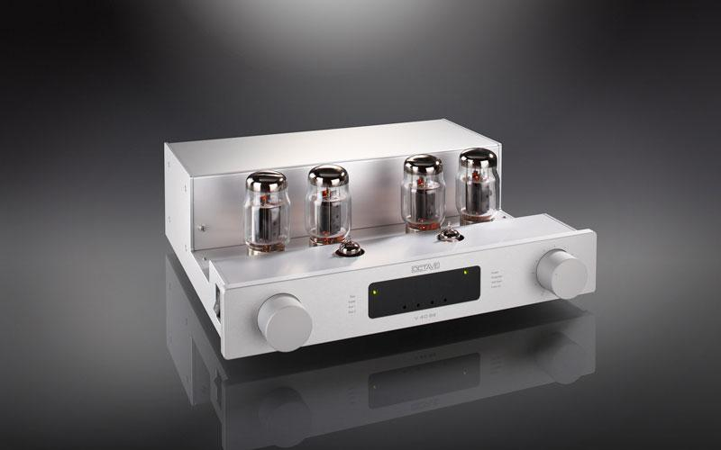 追求完美的 Octave 真空管合併擴音機 V40 SE