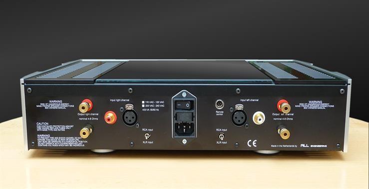 Metrum Acoustics 推出全新立體聲放大器 Forte