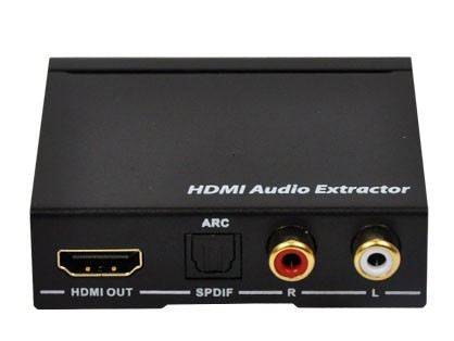 TEC 推出支援 4K 訊號的 HDMI 聲音分離器 THDTOA-4K