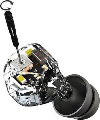 EarSonics Velvet V2 旗艦級動鐵耳機 三路演繹原音