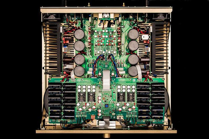 新裝登場,Audionet 推出全新合併式放大器 Watt