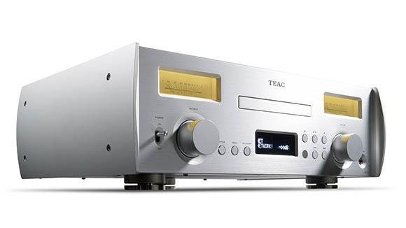 TEAC NR-7CD® 網路串流 CD 播放機 / 合併式擴音機